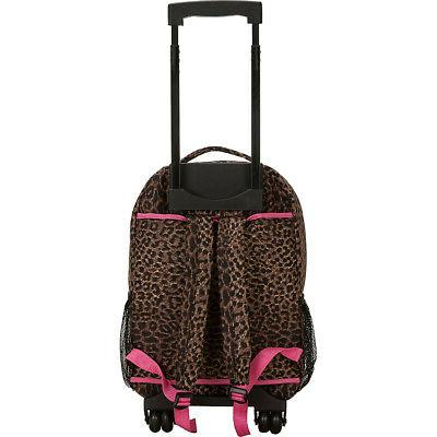 Rockland Rolling Backpack