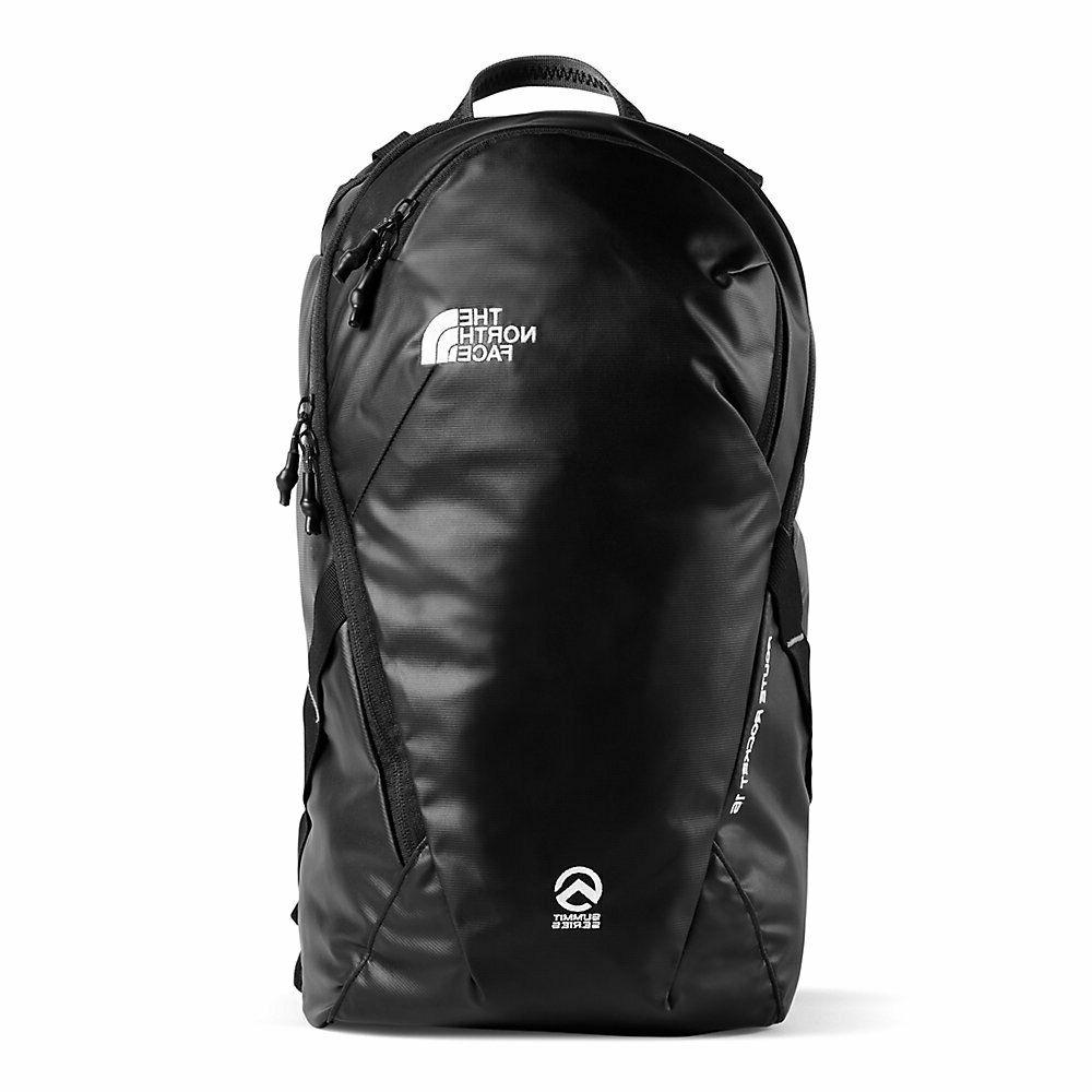 route rocket backpack tnf black canary yellow