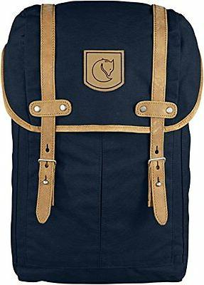 Fjallraven No.21 Small Rucksack- 915 cu in Navy, One Size