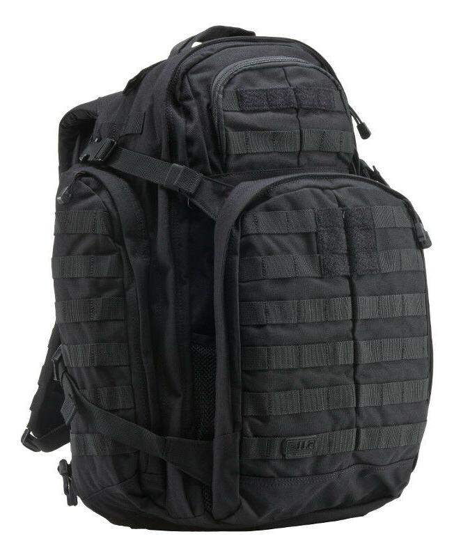 5.11 Tactical Rush 72 backpack pack bag - Black - New with t
