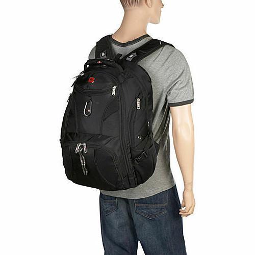 SwissGear Travel ScanSmart Backpack Colors Laptop