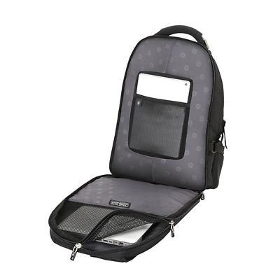 SwissGear SCANSMART Multi Padded Laptop - Black