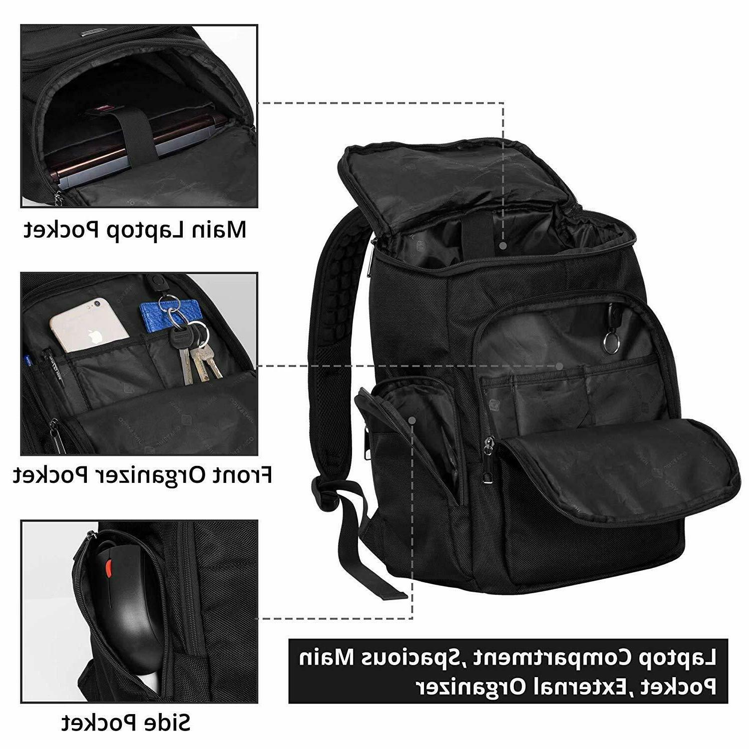 School Inch Lightweight Water Computer Backpack
