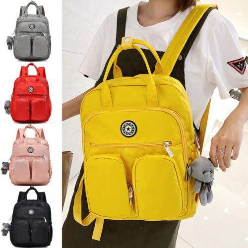 school backpack teenage girl women laptop backpacks