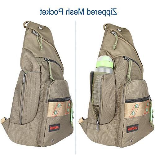 Larswon Bag Crossbody Bag for Bag Women, Backpack, Army