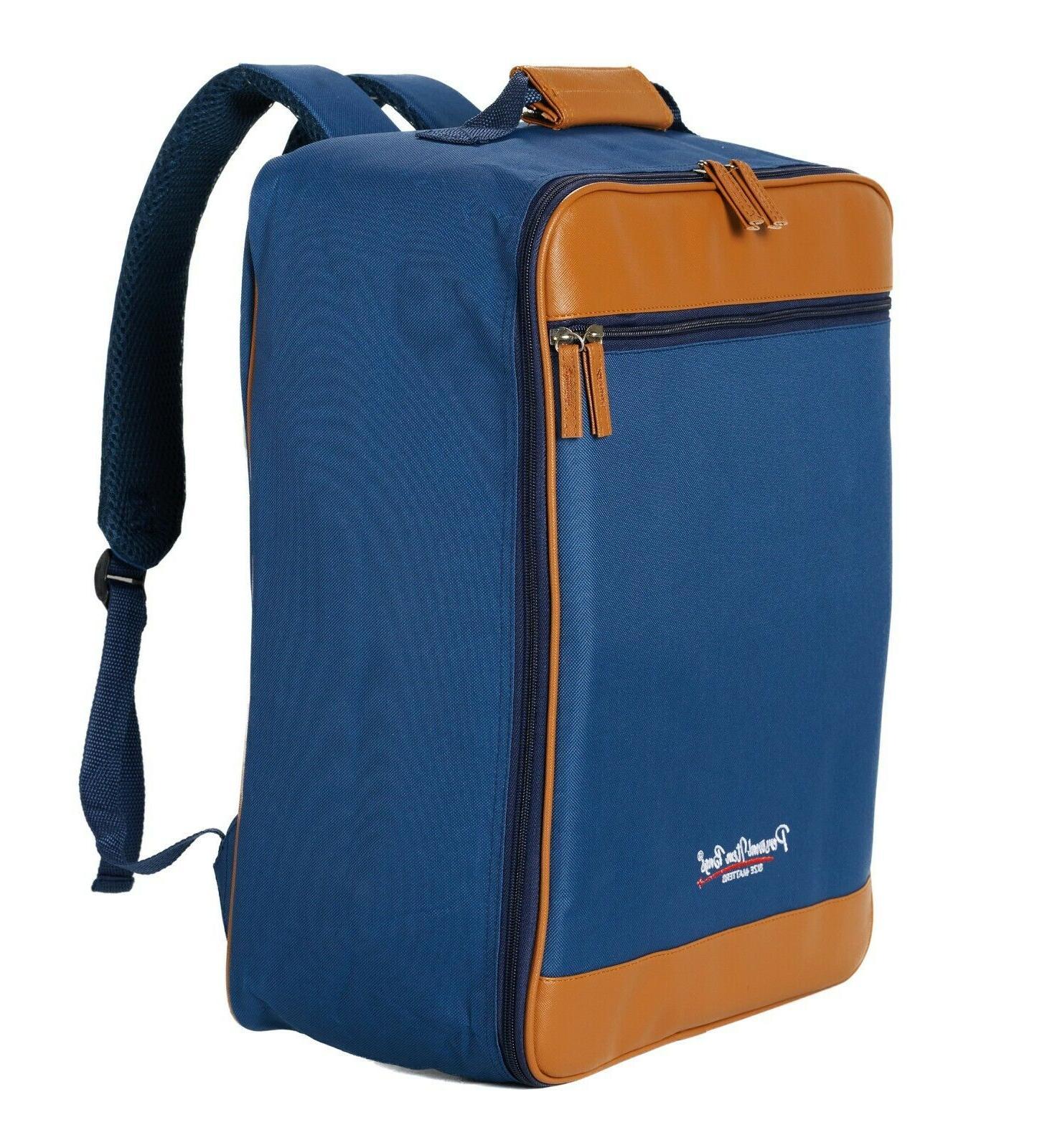 """Spirit Personal Item Bag 18"""" 14"""" On Duffel"""