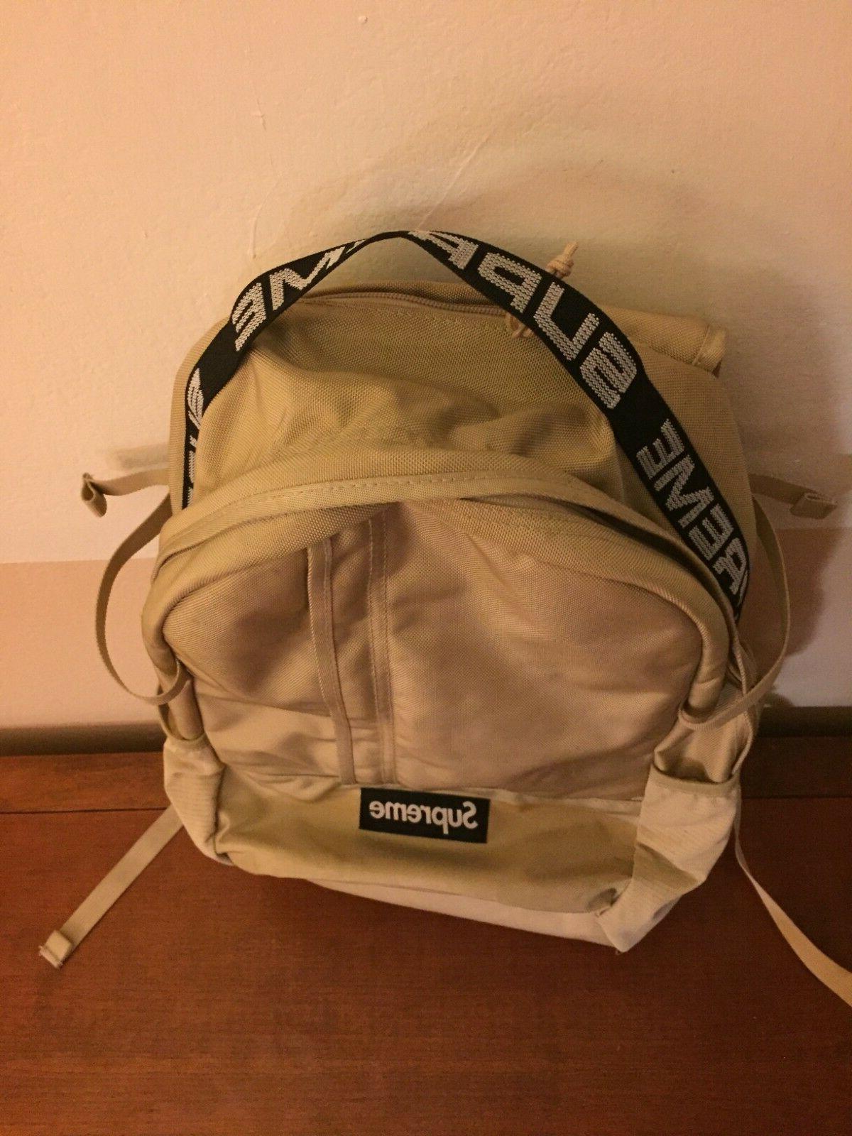 Supreme Backpack AUTHENTIC BOX SHOULDER