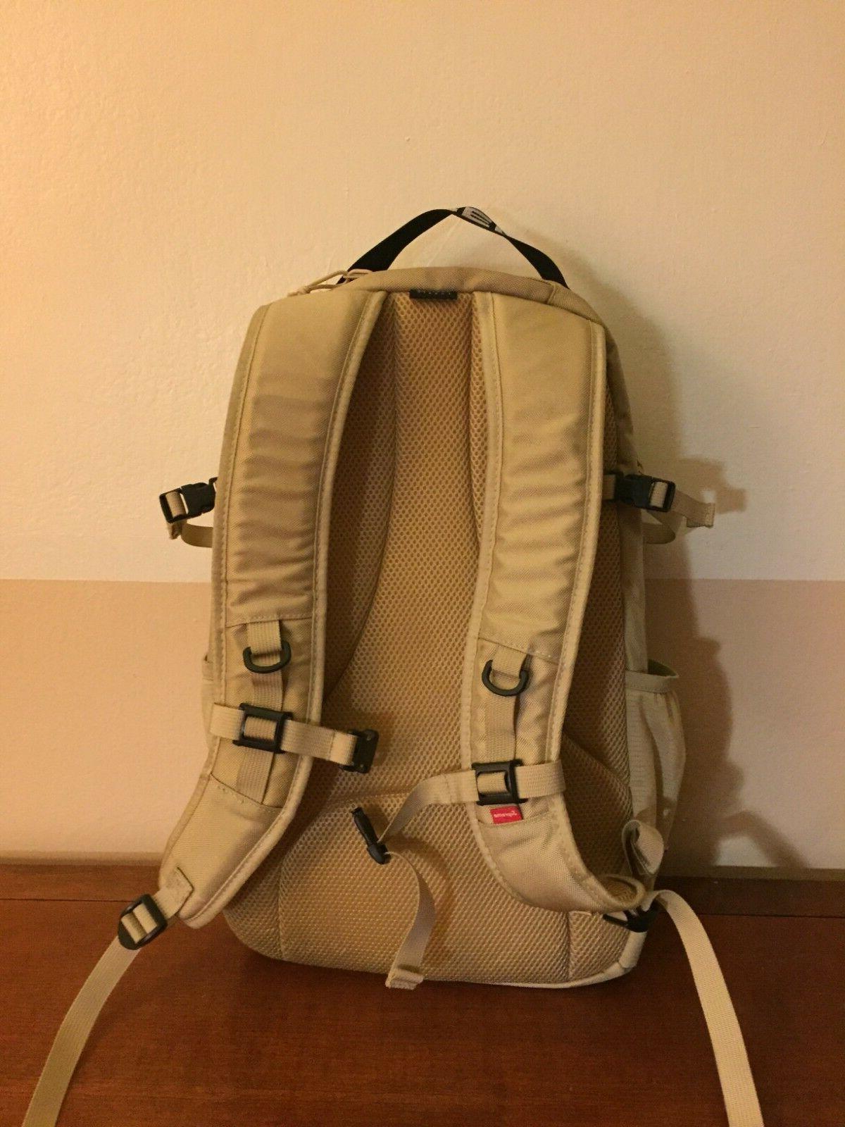 Supreme Backpack BOX LOGO BAG SHOULDER WAIST REFLECTIVE