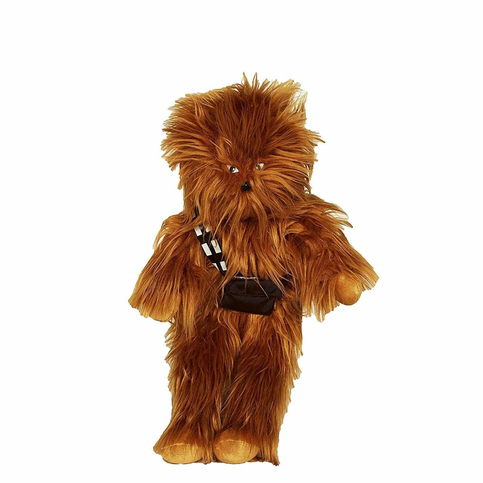 star wars plush backpack darth