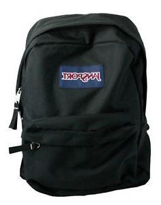 JanSport Superbreak 25L Backpacks - Black - New - Free Shipp