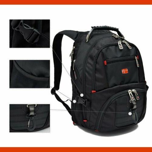Swiss Multifunctional Laptop Port Schoolbag