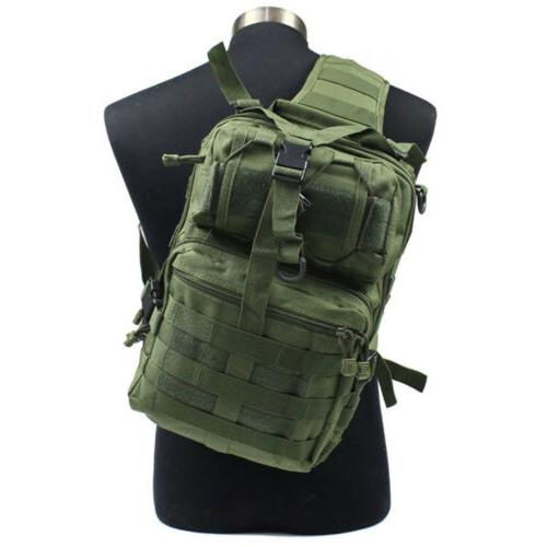 Tactical Backpack Crossbody Army Rucksack