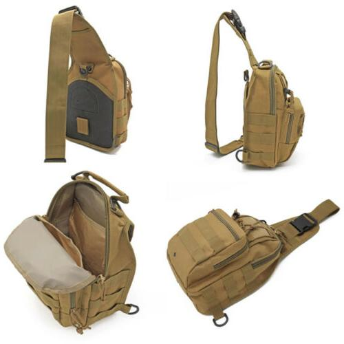 Tactical Backpack Military Crossbody Bag Army