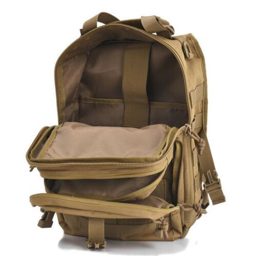 Tactical Military Crossbody Bag Hiking Army