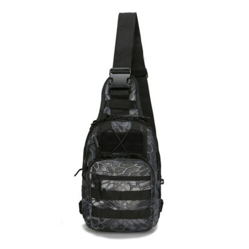 Tactical Bag Backpack Men's Messenger Shoulder Pack