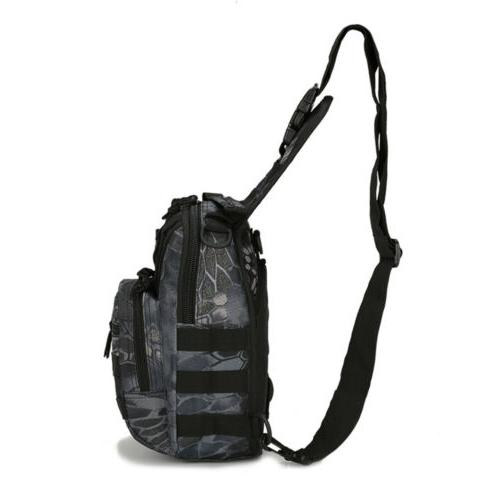 Tactical Men's Crossbody Messenger Shoulder