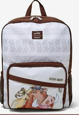 the lion king hakuna matata loungefly backpack
