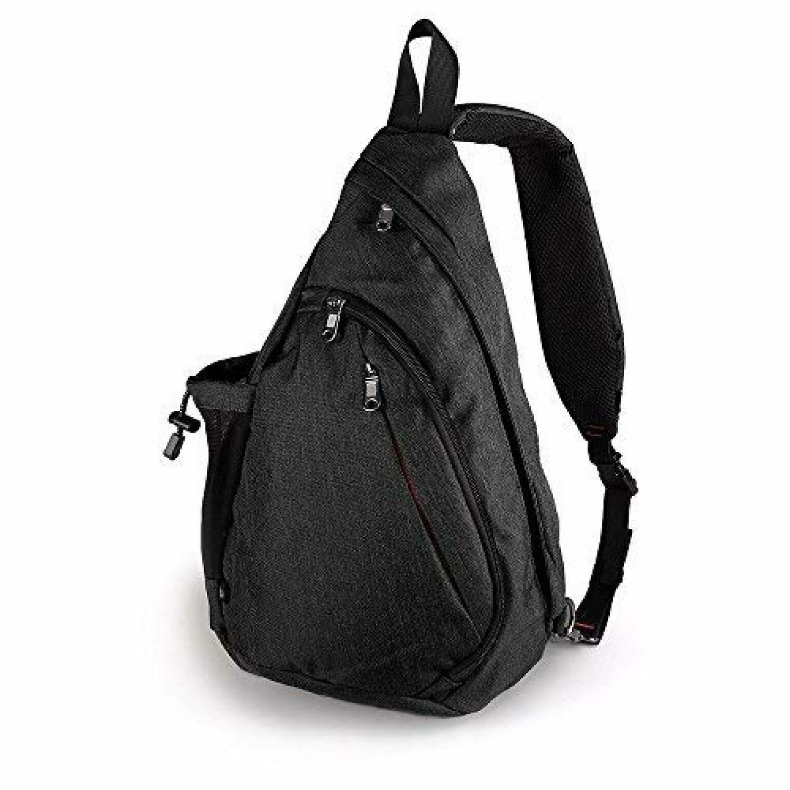 Toupons Sling Bag - Small Crossbody Backpack for Men & Women