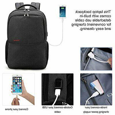 LAPACKER Travel Business Backpack Laptop