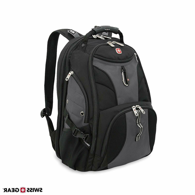 travel gear 1900 scansmart tsa laptop backpack