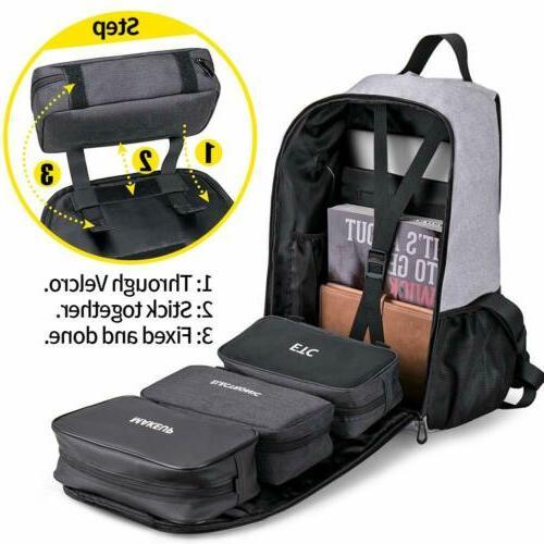 Travel Laptop for Men & Theft Carry on Schoo