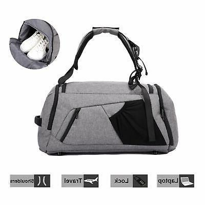 travel luggage duffel bag lightweight gym bag