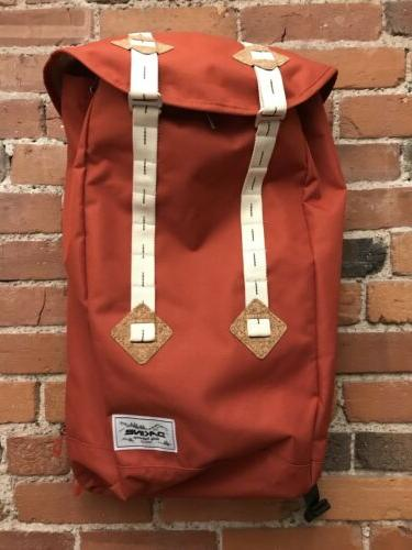 Dakine Trek Backpack 26L Burnt Orange Rust NEW