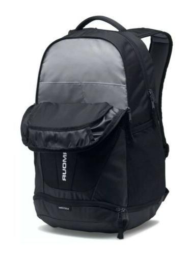 Under Armour UA 3.0 Black Water Backpack Book Bag