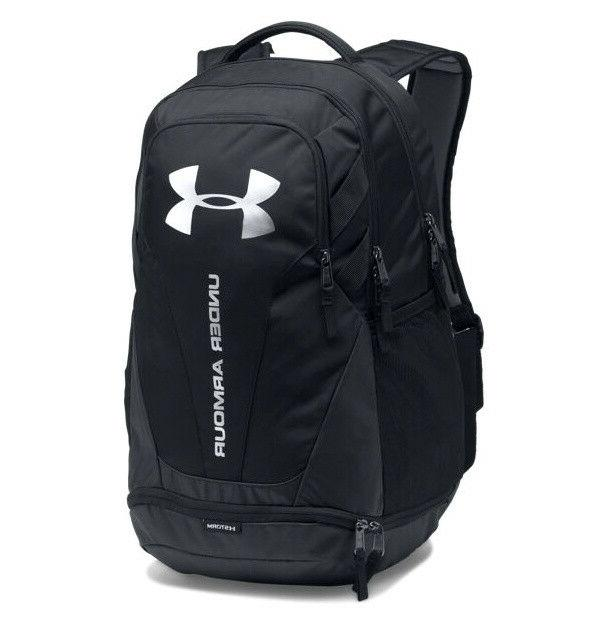 Under Armour UA Hustle 3.0 Storm™ Silver Backpack