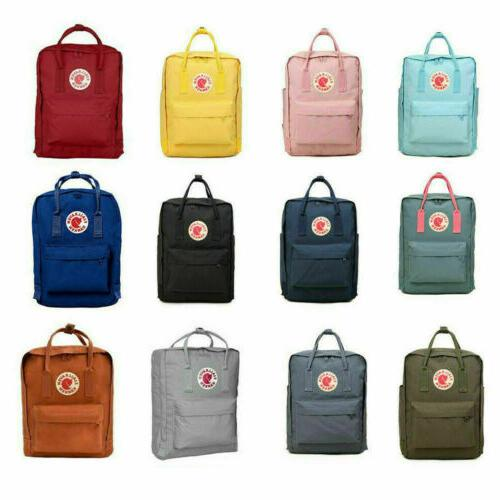 Canvas Backpack School
