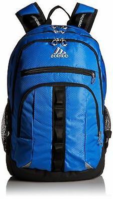 adidas Unisex Prime III Backpack Blue/Black Backpack