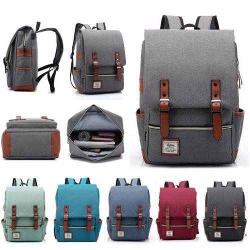 US School Travel Rucksack Laptop Satchel