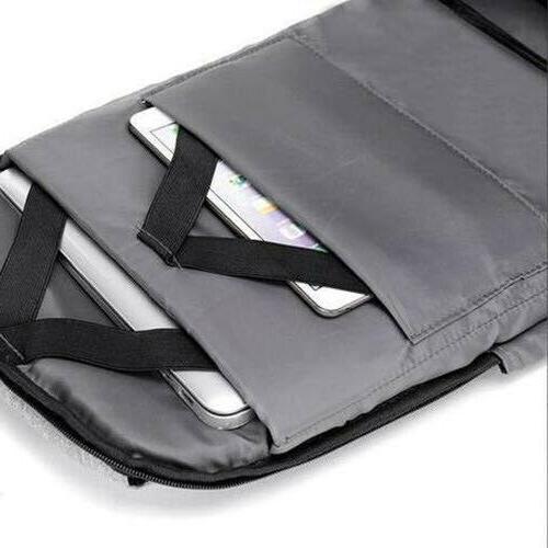 USB Charging Travel School Bag