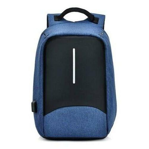 USB Anti-Theft Mens Womens Travel School