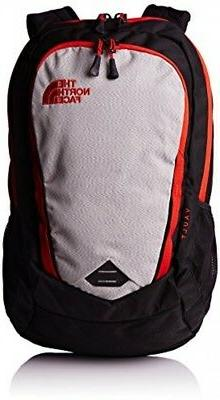 The North Face Vault TNF Black/Fiery Red One Size