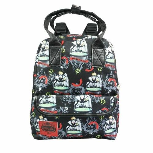 villains evil queen mini backpack