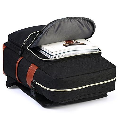 Modoker Laptop for Women College Backpack USB Charging Port Fashion Backpack 15 inch