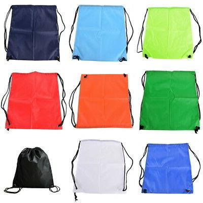 Water-Proof Solid Color Backpack Travel Sports Bag -Backpack