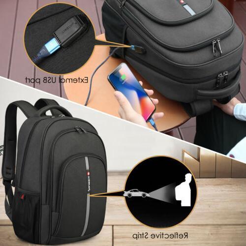 """Waterproof 15.6"""" Laptop Heavy-duty Bag Port"""