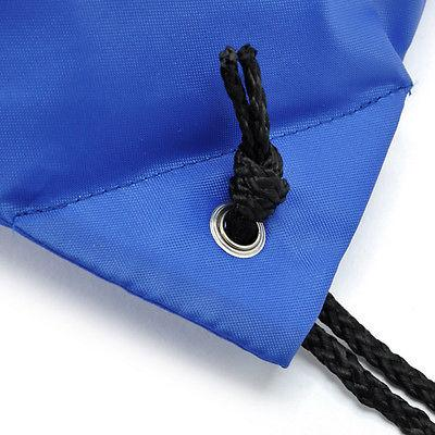 Waterproof Drawstring Sack String Bag Tote