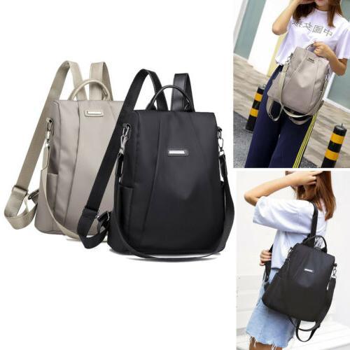 waterproof nylon oxford cloth women travel backpack