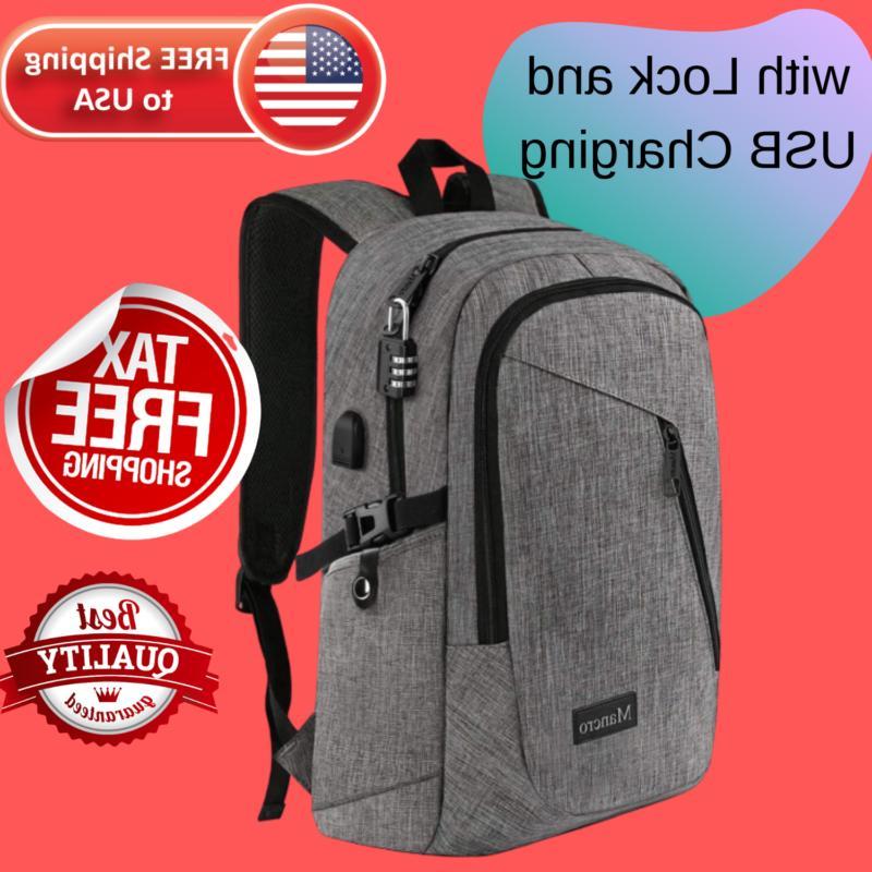 waterproof resistant laptop backpack collage travel