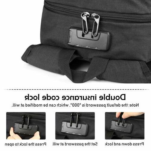 Waterproof Travel School Bag