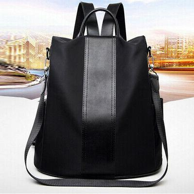 Women Backpack Anti-Theft Rucksack Lightweight Bag