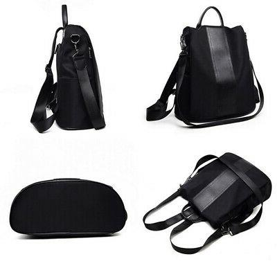 Women Purse Anti-Theft Rucksack