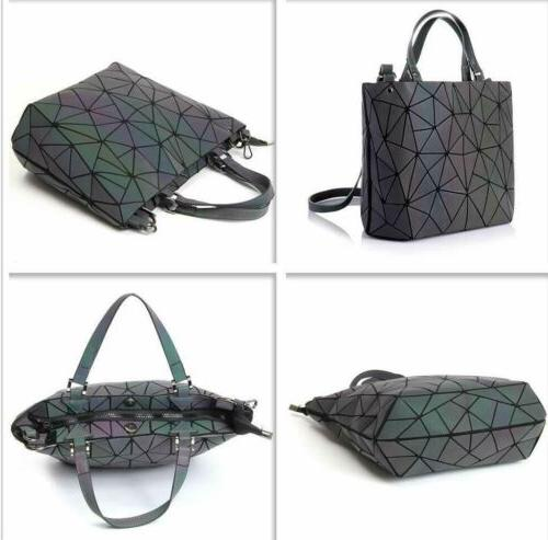 Women Geometric Backpack Shoulder Bag