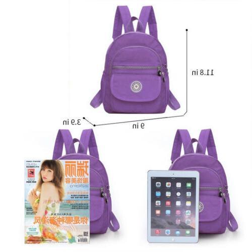 Mini Backpack Nylon Small Bag
