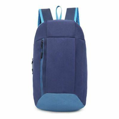Women Men Backpack Rucksack Outdoor Camping Travel Bag