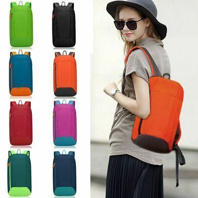 women men shoulder backpack rucksack outdoor camping