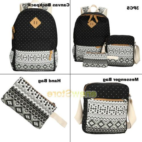 Women's Backpack Book Bags